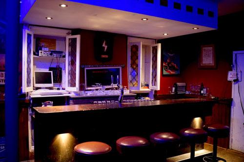 Vriendenclub S.O.S. bar