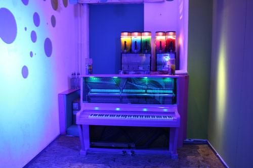 Slushpuppy Cocktails bij de Studio Pianobar